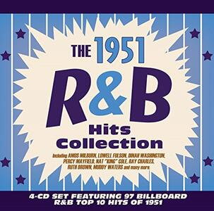1951 R&b Hits Collection - CD Audio