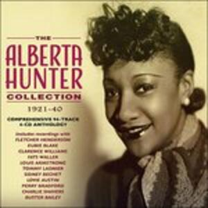Collection 1921-40 - CD Audio di Alberta Hunter