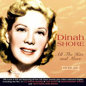 All the Hits and More - CD Audio di Dinah Shore
