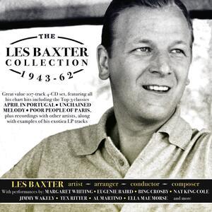 Collection 1943-62 - CD Audio di Les Baxter