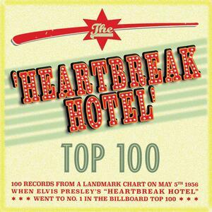 Heartbreak Hotel Top 100 - CD Audio
