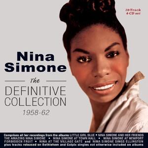 The Definitive Collection 1958-1962 - CD Audio di Nina Simone