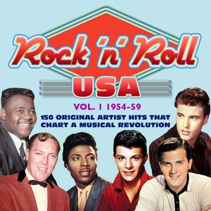 Rock'n'roll Usa vol.1 - CD Audio