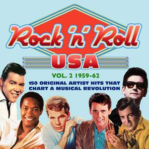 Rock'n'roll Usa vol.2 - CD Audio