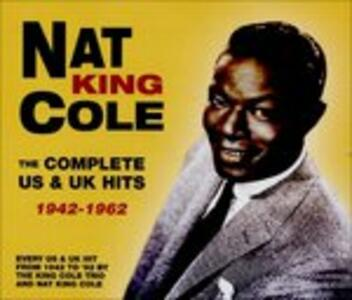 Complete Us & Uk Hits.. - CD Audio di Nat King Cole