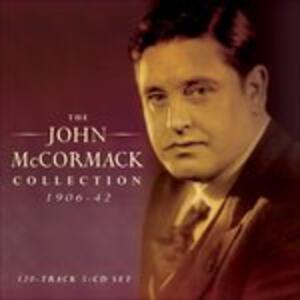 Collection 1906-1942 - CD Audio di John McCormack