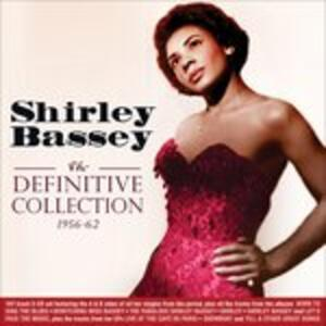Definitive Collection.. - CD Audio di Shirley Bassey