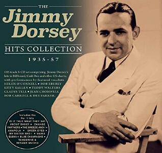 Hits Collection 1935-1957 - CD Audio di Jimmy Dorsey