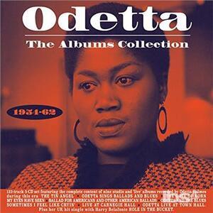 Albums Collection 1954-1962 - CD Audio di Odetta