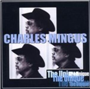 Unique - CD Audio di Charles Mingus