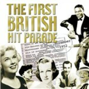 First British Hit.. - CD Audio