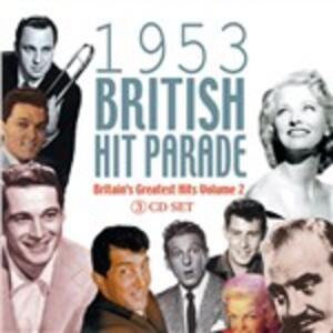 1953 British Hit Parade - CD Audio