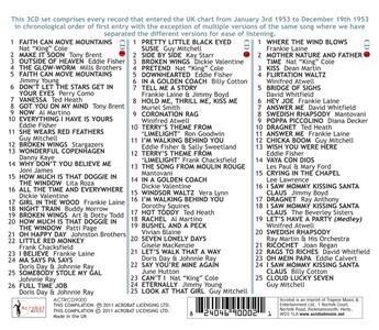 1953 British Hit Parade - CD Audio - 2