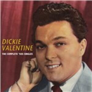 Complete 50's Singles - CD Audio di Dickie Valentine