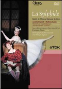 La Sylphide - DVD