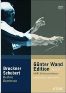 Günter Wand. Edition Part II (4 DVD) - DVD