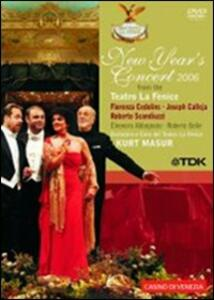 New Year's Concert 2006 - DVD