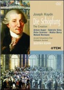 Franz Joseph Haydn. Die Schopfung. La creazione - DVD