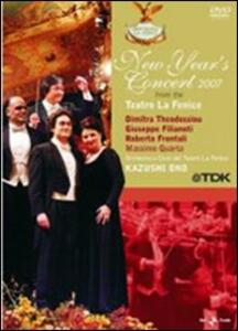Concerto di Capodanno 2007 dal Teatro La Fenice - DVD