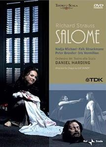 Richard Strauss. Salomé di Luc Bondy - DVD