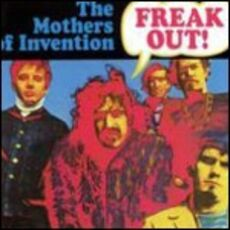 CD Freak Out! Frank Zappa