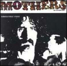 CD Absolutely Free Frank Zappa