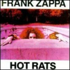 CD Hot Rats Frank Zappa