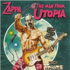 CD The Man from Utopia Frank Zappa