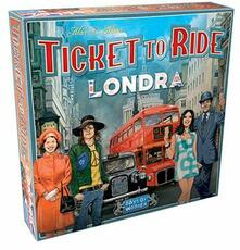 Ticket to Ride Londra. Gioco da tavolo