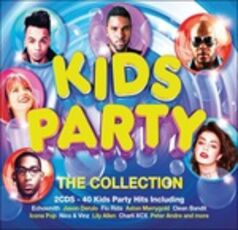 CD Kids Party. The Collection
