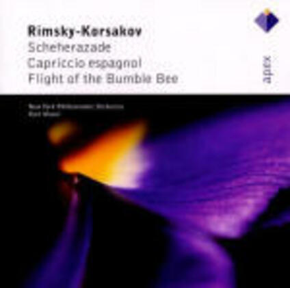 Sheherazade - Il volo del calabrone - Capriccio spagnolo - CD Audio di Nikolai Rimsky-Korsakov,Kurt Masur,New York Philharmonic Orchestra