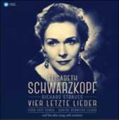 Vinile Vier Letzte Lieder Richard Strauss Elisabeth Schwarzkopf George Szell