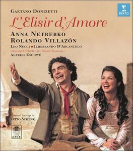 Gaetano Donizetti. L'elisir d'amore - Blu-ray