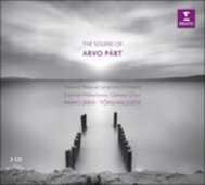 CD The Sound of Arvo Pärt Arvo Pärt Paavo Järvi Estonian National Symphony Orchestra