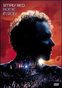Simply Red. Home. Live in Sicily - DVD