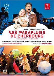 Les parapluis de Cherbourg di Vincent Vittoz - DVD