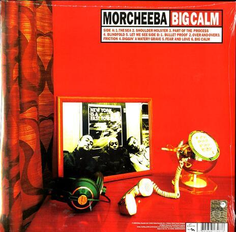 Big Calm - Vinile LP di Morcheeba - 2