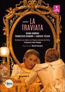 Giuseppe Verdi. La Traviata - DVD
