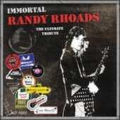 CD Immortal Randy Rhoads. The Ultimate Tribute