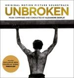Cover della colonna sonora del film Unbrokenv
