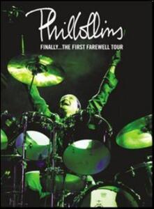 Phil Collins. Finally... The Farewell Tour (2 DVD) - DVD