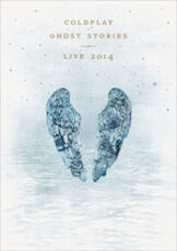 CD Ghost Stories Live 2014 (Amaray) Coldplay
