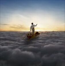 CD The Endless River Pink Floyd