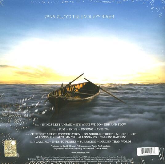 The Endless River - Vinile LP di Pink Floyd - 2