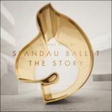 CD The Story. The Very Best of Spandau Ballet