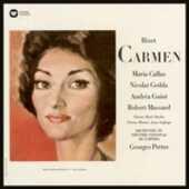Vinile Carmen Georges Bizet Maria Callas Nicolai Gedda