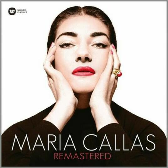 Maria Callas Remastered (Callas 2014 Edition) - Vinile LP di Maria Callas