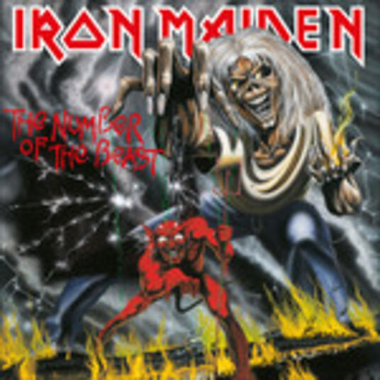 The Number of the Beast - Vinile LP di Iron Maiden