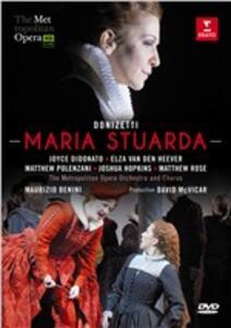 Gaetano Donizetti. Maria Stuarda (2 DVD) - DVD