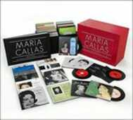 CD The Complete Studio Recordings 1949-1969 Maria Callas